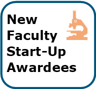 New Faculty Start-Up Awardees